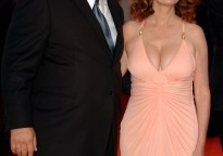 James Gandolfini con Susan Sarandon
